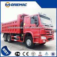 HOWO mini Mine dump truck 4wd tipper truck