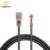 8 pin y micro USB diferentes tipos de fecha cable para iPhone y Android LED luz metal cable USB 2.4a para el iPhone 8 cable