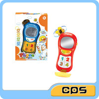 Baby BO muscial toys phone with lights