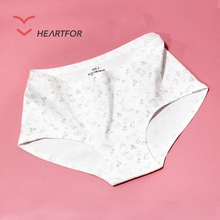 In Stock Young Girls Panties Ladies Seamless Underwear for Women