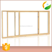 Sliding aluminum window and side opening window from China manufacturer