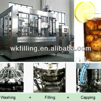 3 In 1 Automatic Cola Filling