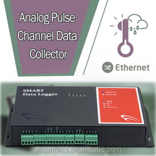 Analog Pulse Channel Data Collector Max/Min key for recording data logger