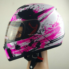 motorcycle helmet manufacturer full face helmet wholesale abs DOT certificated helmet