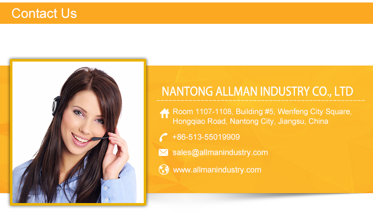 ALLMAN 500kg building construction tools and equipment