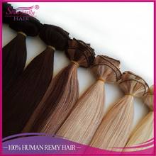 Natural Remy Extensions Hair Wholesale Hair Extension Human Remy ,22 Inch Clip In Human Hair Extensions