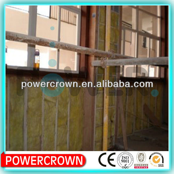 concrete roof heat insulation for bilding material/energy saving aluminium foil roof heat insulation material