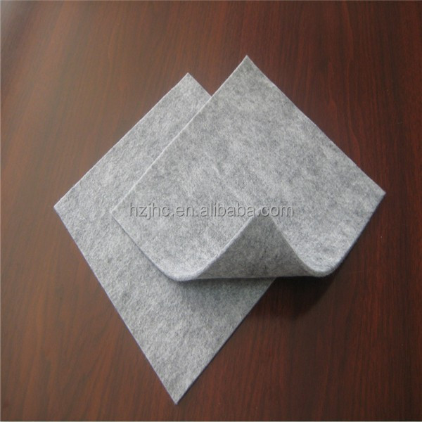 JHC automotive fabric non woven needle punch polyester felt for trunk liner
