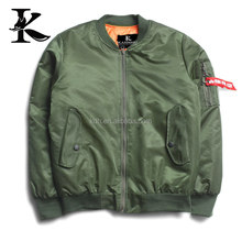 Nylon Army Casual outdoor Airforce Bomber Jacket