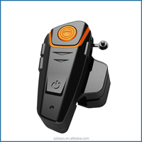 Motorcycle Bluetooth Intercom / BT interphone Bluetooth Motorcycle,Best motorcycle bluetooth with FM radio