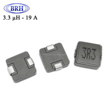 Shielded chip inductor 3r3 for emi