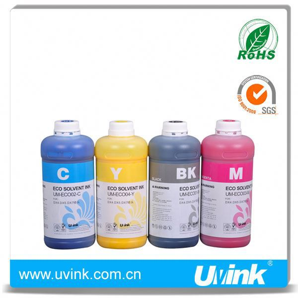 UVINK ink for Mutoh rockhopper ii
