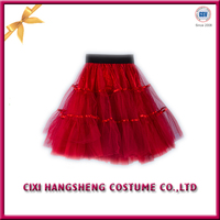 Assorted Colors Buenos Ninos Girl's Tutu