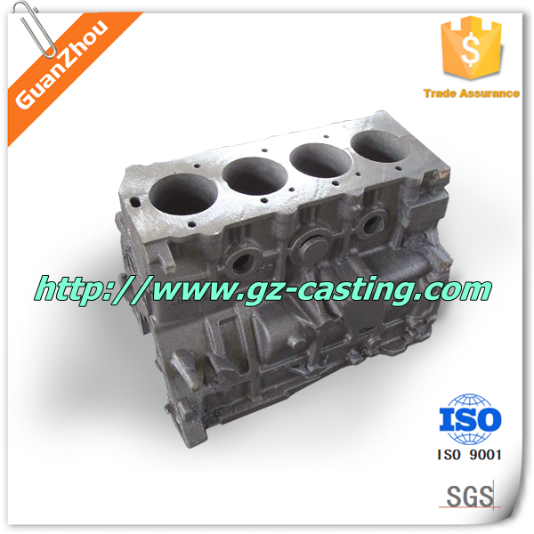 China alibaba GUANZHOU foundry manufacturing OEM custom design cast iron aluminum casting agricultural machinery tractor parts