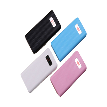 New Design ABS Material Mini Power Bank for Smart Phone