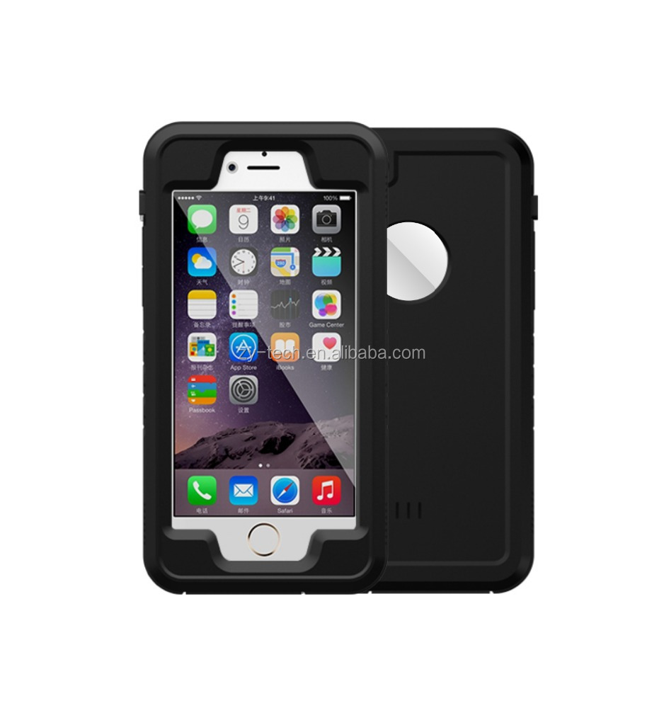 pouch case for iphone 6, mobile phone bag neorene waterproof bag, wrist mobile phone case