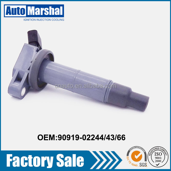 super quality great material ignition coil for toyota 90919-02244