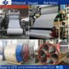 787mm small toilet tissue paper recycling machine/paper production machinery