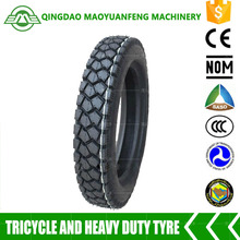 china factory Heavy duty tricycle motorcycle tire 3.50-12 with high quality inner tube