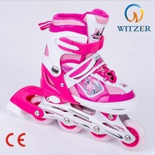 4 pu flashing wheels free style comfortable old fashioned roller skates