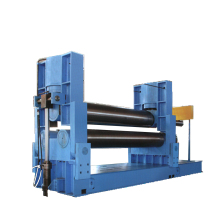 China Suppliers <strong>W11</strong> Sheet Metal 3 Roller <strong>Rolling</strong> Steel <strong>Bending</strong> <strong>Machine</strong> <strong>W11</strong>-6*2000