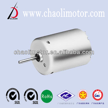 rubber magnet motor rf-370cb-11670 with low noise and stable performance