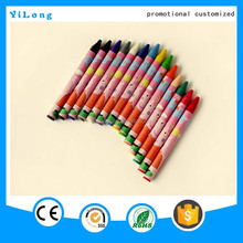 custom color high quality wax crayons for Kids
