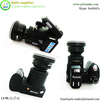 New brand professional dsrl camera large lcd screen digital camera price in china