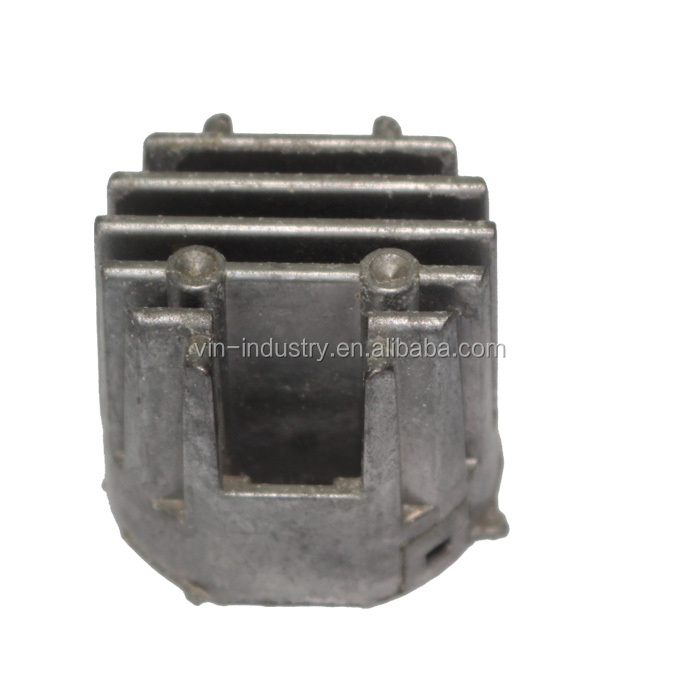OEM aluminium casting parts motorcycles, parts motorcycles shell,shenzhen casting metal machine parts