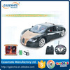 hot sell 1:10 gravity sense 4 channel remote control car rc model