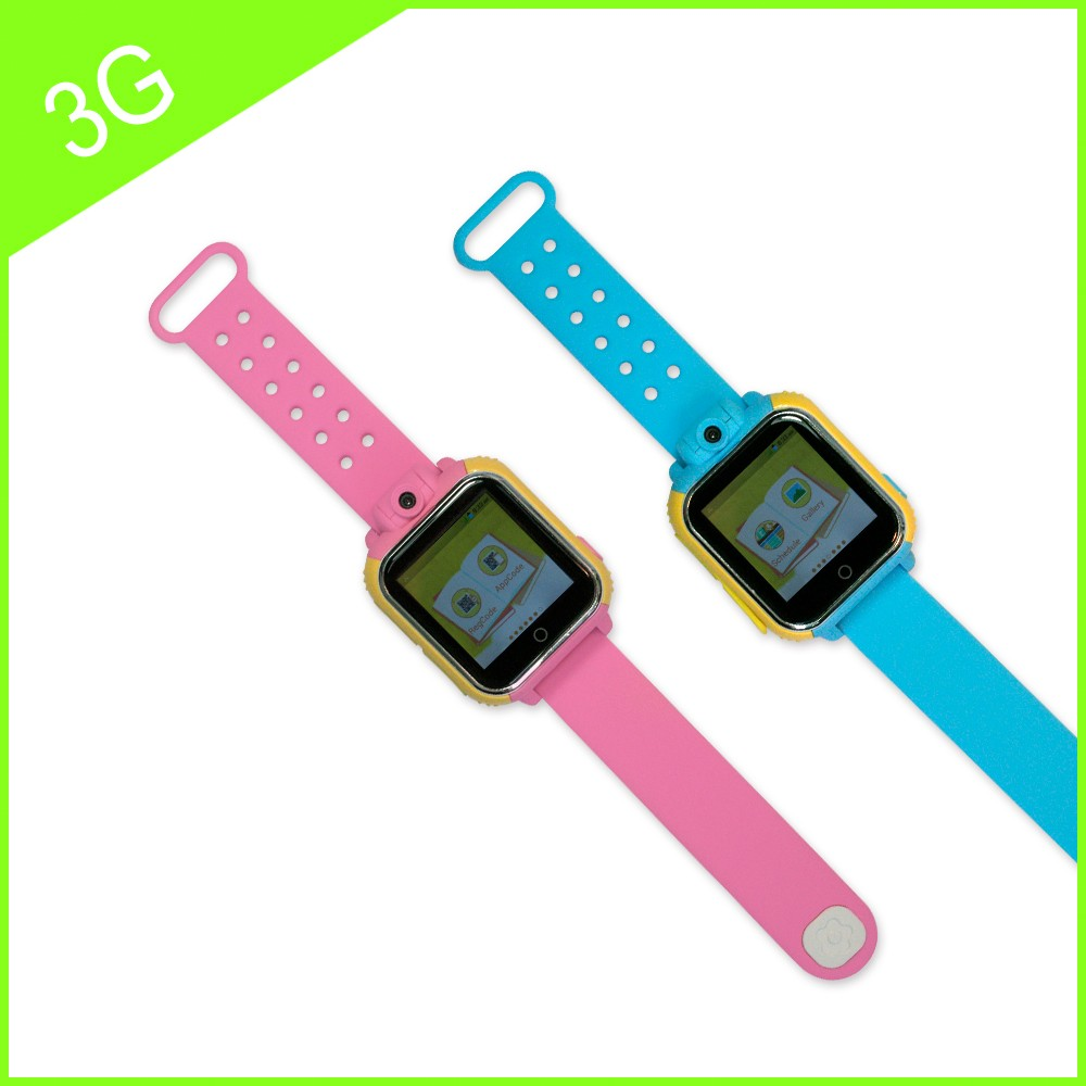 Kids Smart Watches Mini Gps Tracker With Panic Alarm