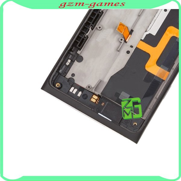 Mobile phone replacement battery door housing for Nokia lumia 900 back cover