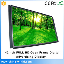 FULL HD Open Frame LCD LED TV Television 42 inch