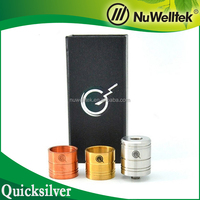 wholesale Clone quicksilver RDA atomizer unique design dripper tank rda clone quicksilver