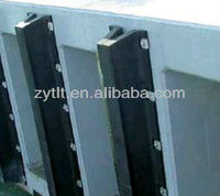 SA type marine rubber fender for apron dock