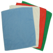 Reusable Microfiber Cleaning Cloths for cleaning tasks in the Kitchen, Bathroom, Dining Room