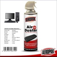 Aeropak R152a Air Duster Spray R134a