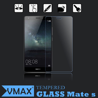 Ultra thin 0.26mm 9H tempered glass film screen protector for Huawei Mate S tempered glass screen protector