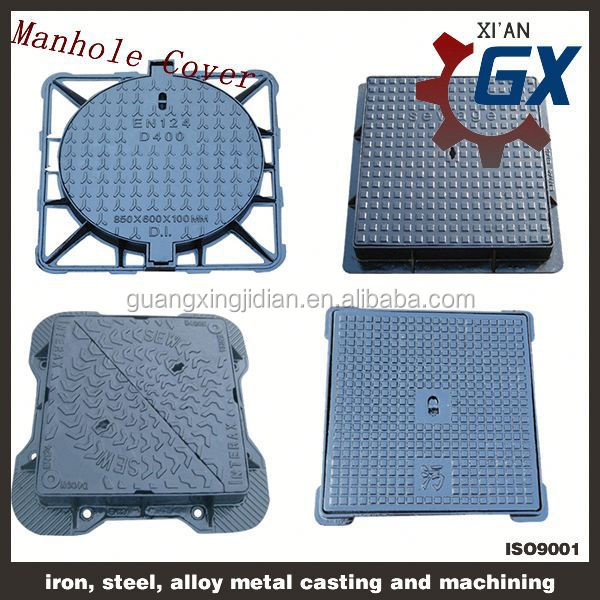 cast iron manhole covers manufacturers