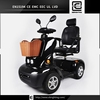 portable gas E-bike BRI-S04 big wheels mobility scooter