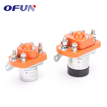 OFUN Wholesalers China Brand 50A 100A Electrical Contactor Magnetic Types