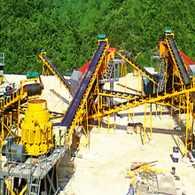 hot sale 50-200 tph complete crushing plant for granite sank making quarry
