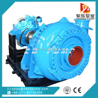 river sand dredge barge delivery iron ore slurry pump