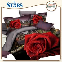 GS-FM3DC-02 funny 3d fabric painting designs bed sheets