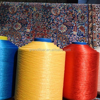High Elastic 1200D FDY Polyester Material