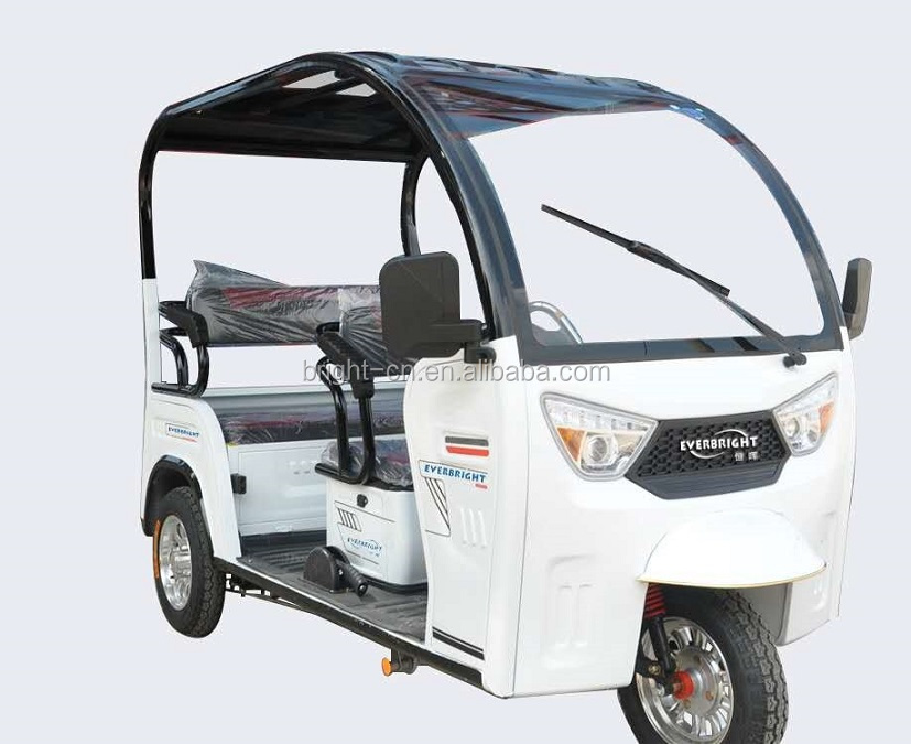 good selling electric auto rickshaw for passenger
