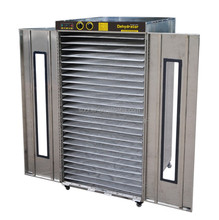 All Stainless Steel 24 Trays Big Jerky Dehydrator Beef Drying Machine