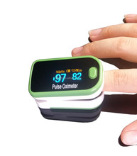 Lower price SpO2 Pulse Rate Finger Oximeter CE manufacturer