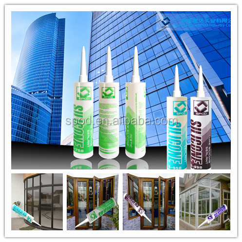 aluminum and glass silicone sealants,silicone msds