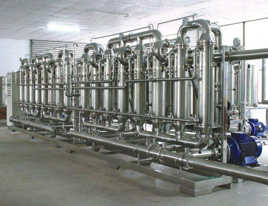 Ultrafiltration to produce the Anthocyanin extractor produce machines resin column complete line
